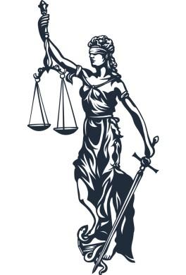 Lady justice standard image