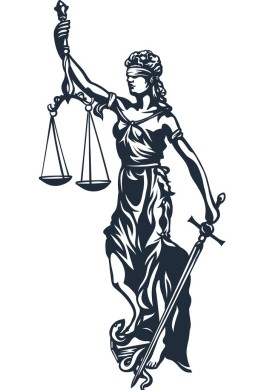 Lady justice standard image