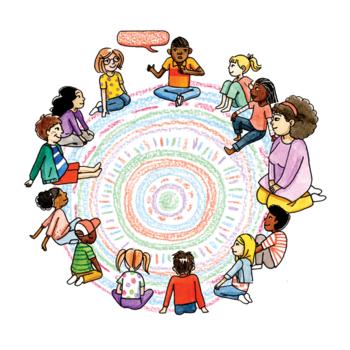 circle pic